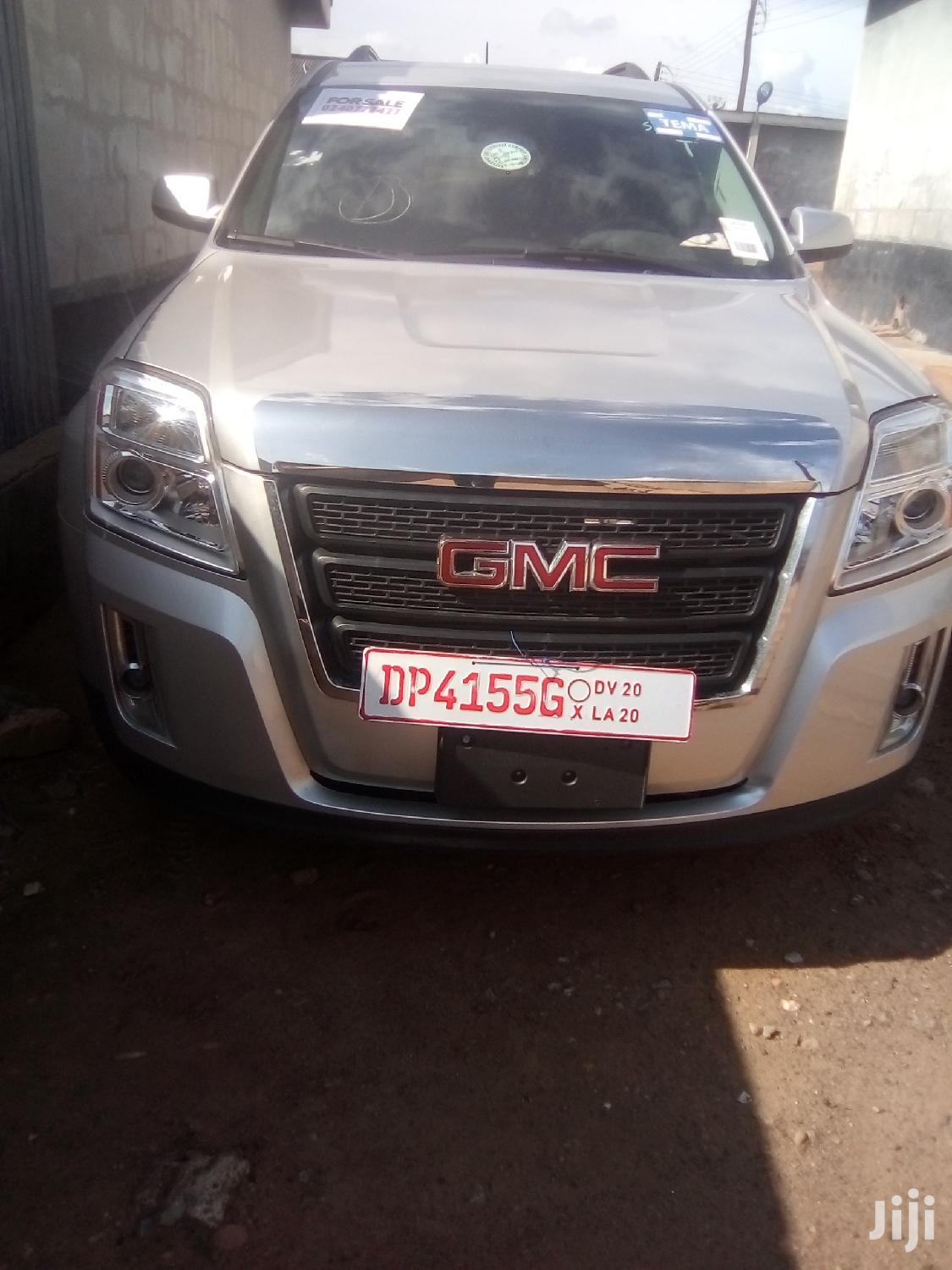 GMC Terrain 2012 SLE-1 FWD Silver | Cars for sale in Sunyani Municipal, Brong Ahafo, Ghana