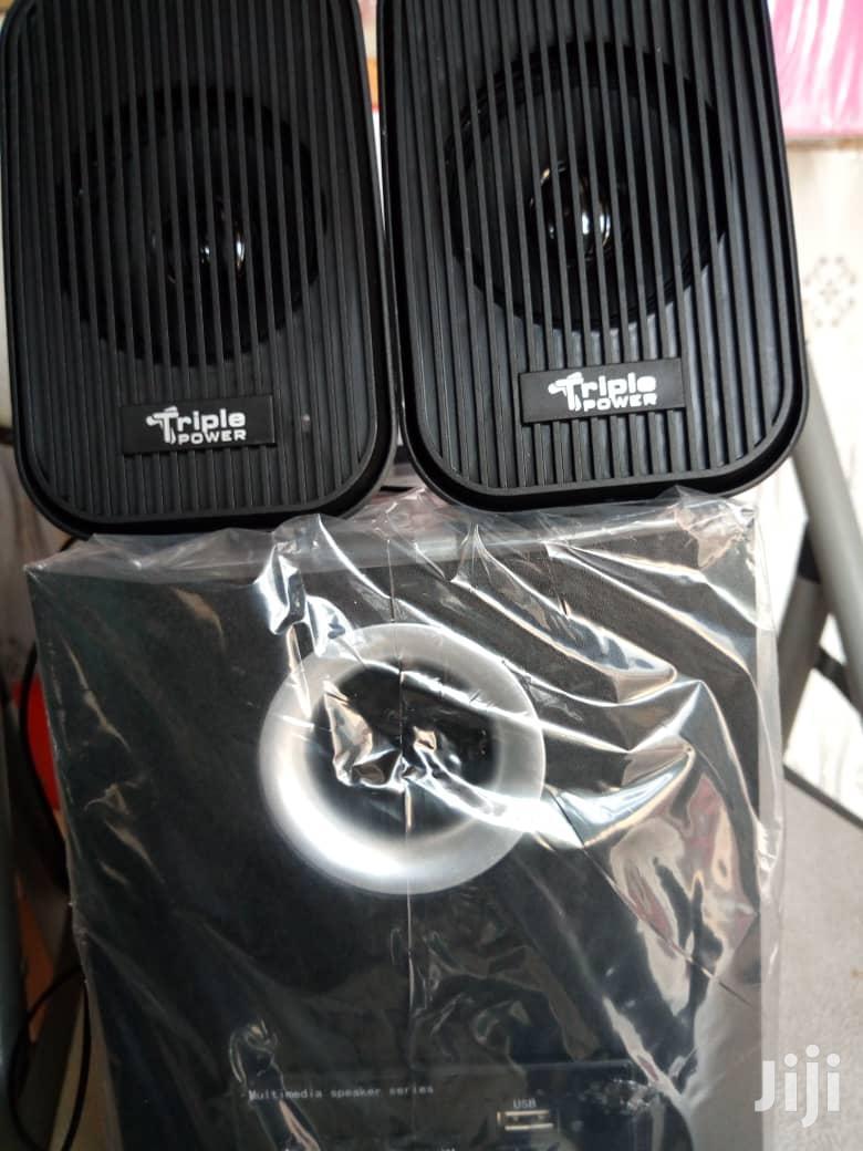 Triple Power Mini Woofer | Audio & Music Equipment for sale in Achimota, Greater Accra, Ghana