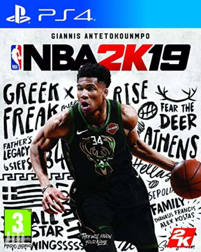 Ps4 NBA 19