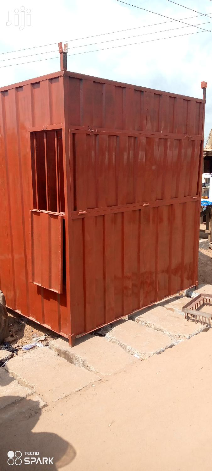 Newly Made Mobile Money Container For Sale