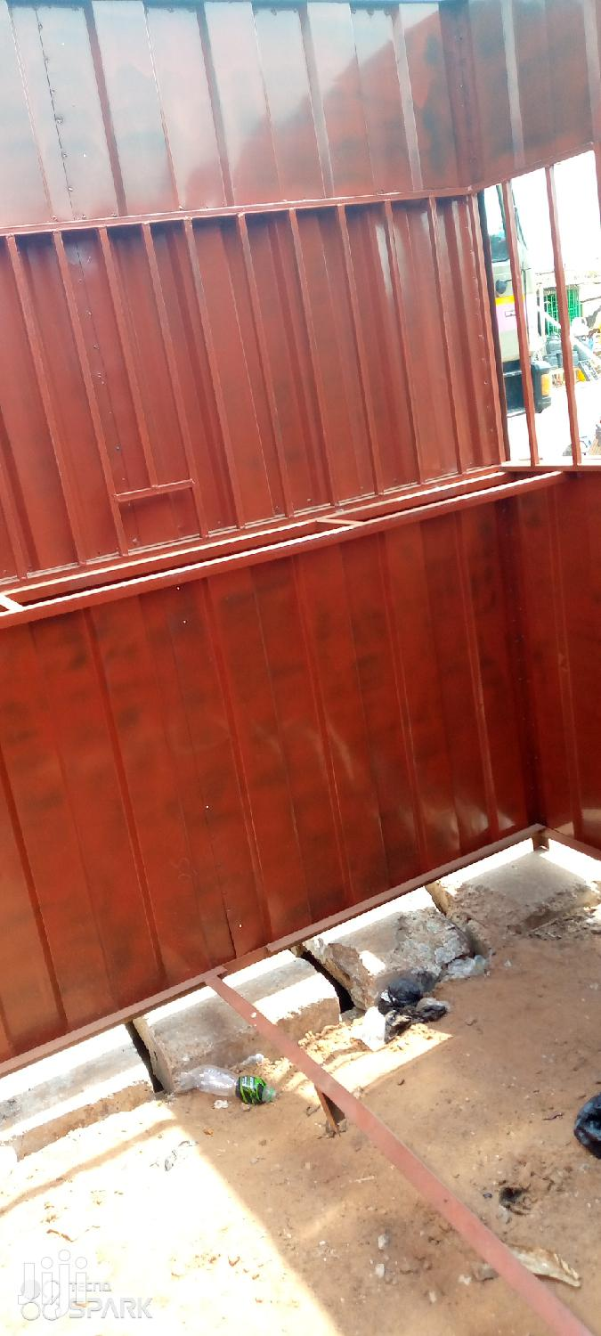 Newly Made Mobile Money Container For Sale | Commercial Property For Sale for sale in Tema Metropolitan, Greater Accra, Ghana