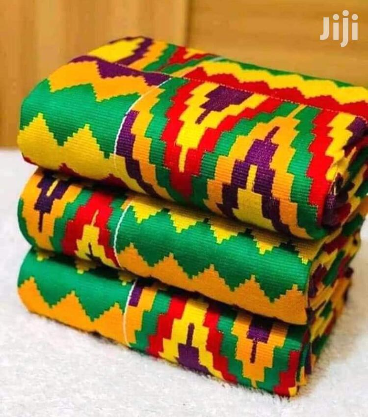 Archive: Kente For Engagement