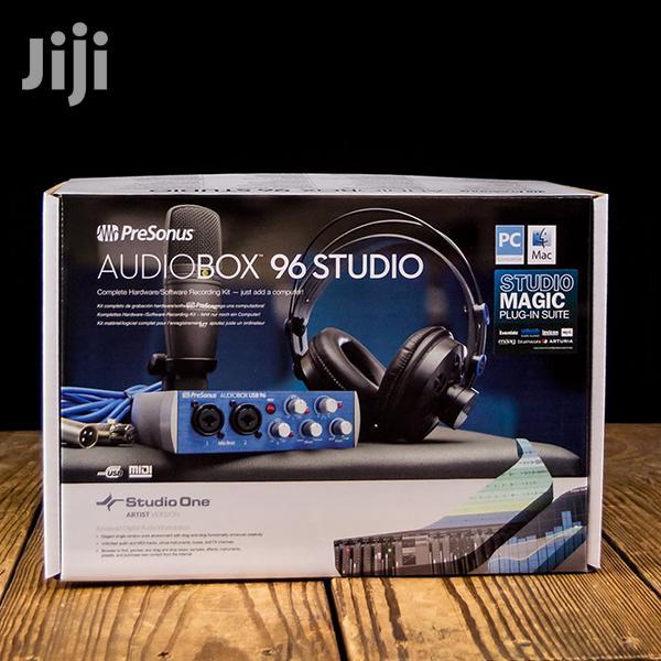 Audio Box 96 Studio