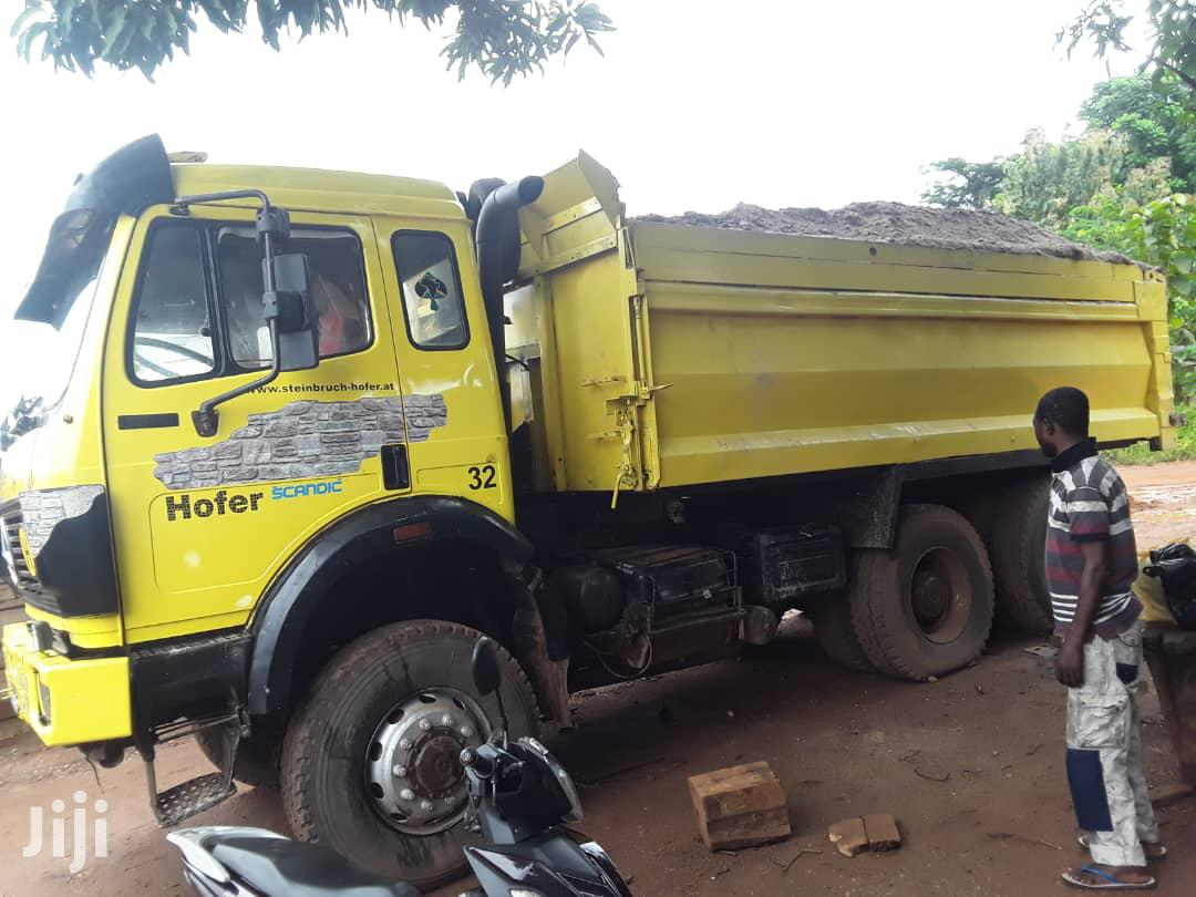 Strong Benz Truck in a Very Good Condition | Trucks & Trailers for sale in Accra Metropolitan, Greater Accra, Ghana