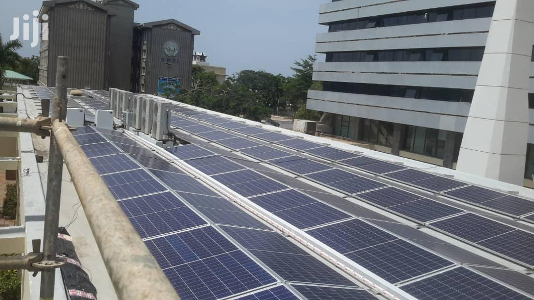 Archive: Solar Power Installation