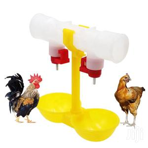 Poultry Double Nipple With Cup   Pet's Accessories for sale in Greater Accra, Madina