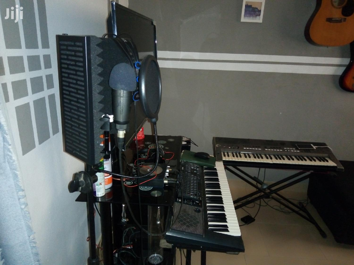 Recording Studio | DJ & Entertainment Services for sale in Achimota, Greater Accra, Ghana