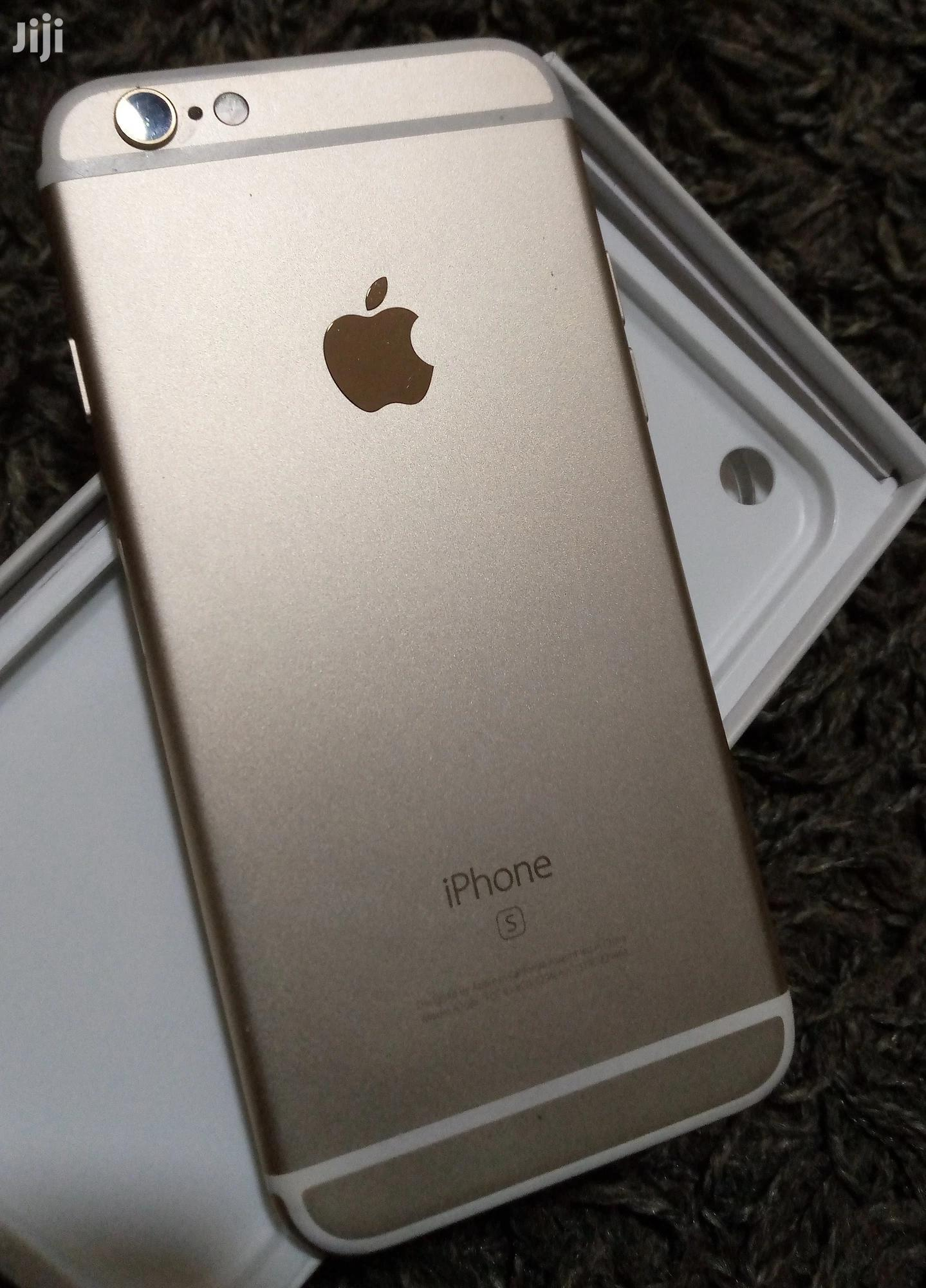 Apple iPhone 6s 64 GB Gold | Mobile Phones for sale in Kumasi Metropolitan, Ashanti, Ghana
