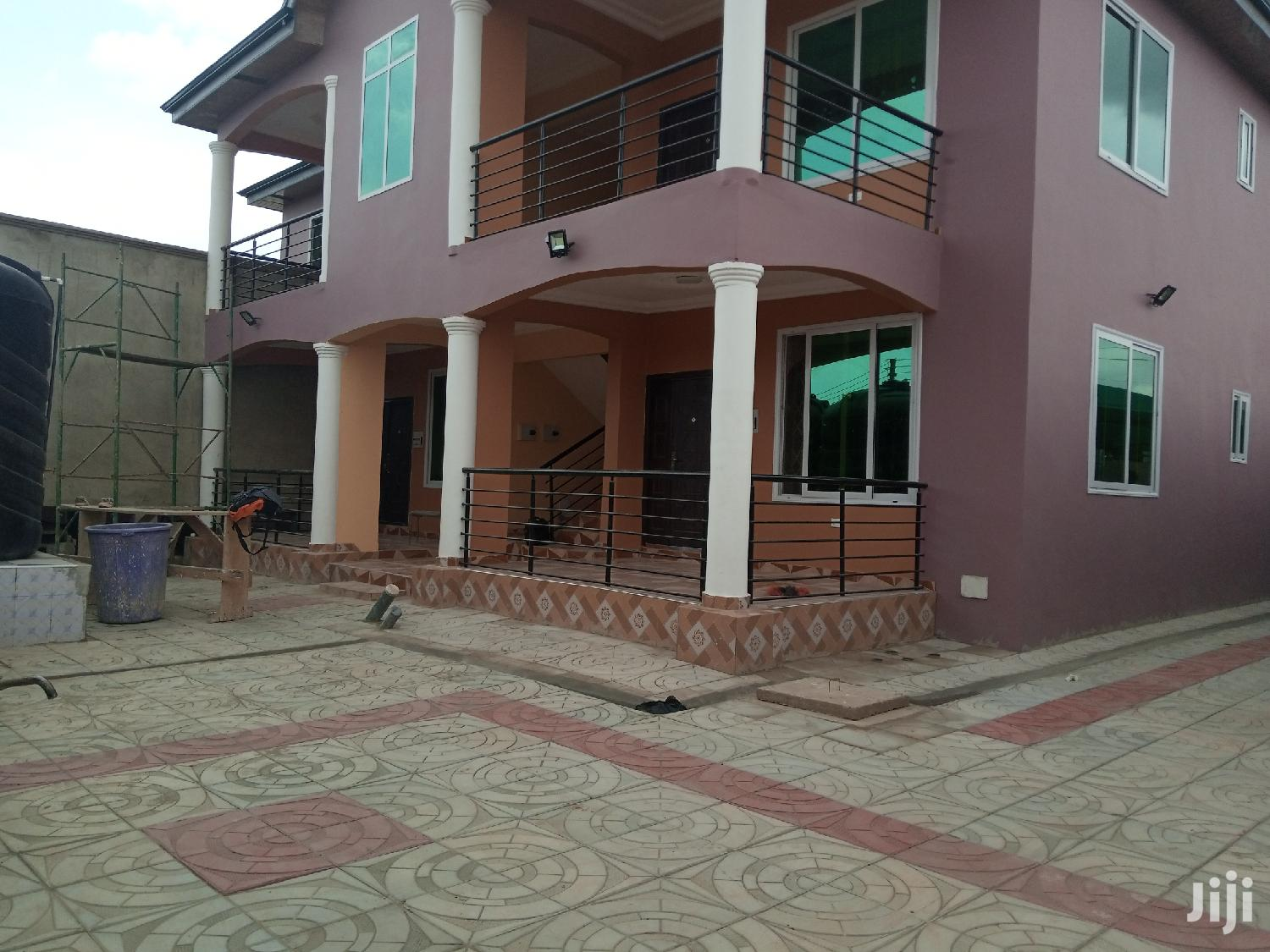Executive Newly Built 2bedroom Apartments For Rent Tse-addo