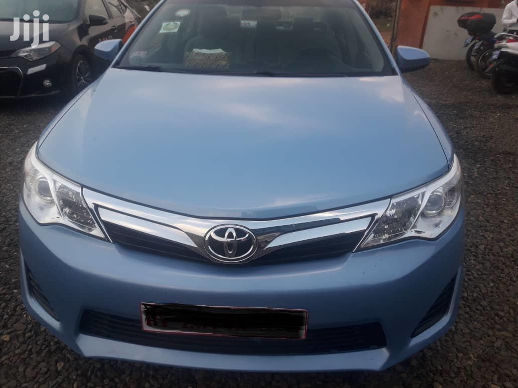 Toyota Camry 2014 Blue
