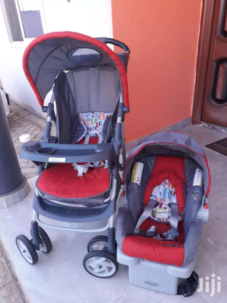 Graco Infant Car Seat And Stroller