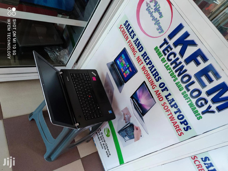 Archive: Laptop Lenovo ThinkPad Edge E440 4GB Intel Core i3 HDD 320GB