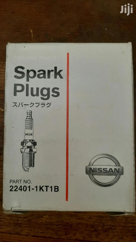 4x Genuine Nissan Spark Plugs 22401-1kt1b