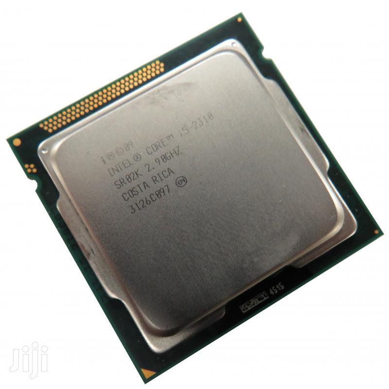 Archive: Intel Core I5 2310 Processor