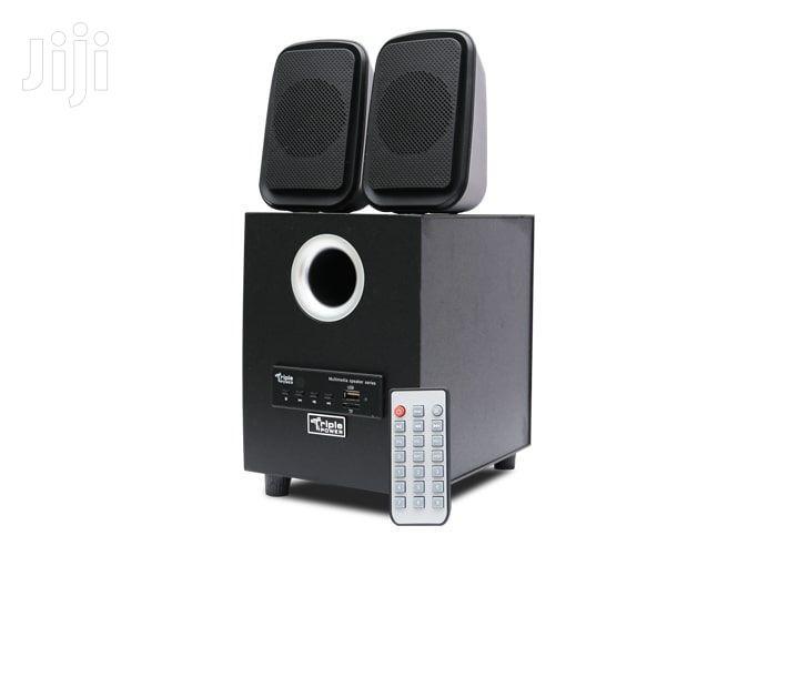 Good Triple Power Speaker