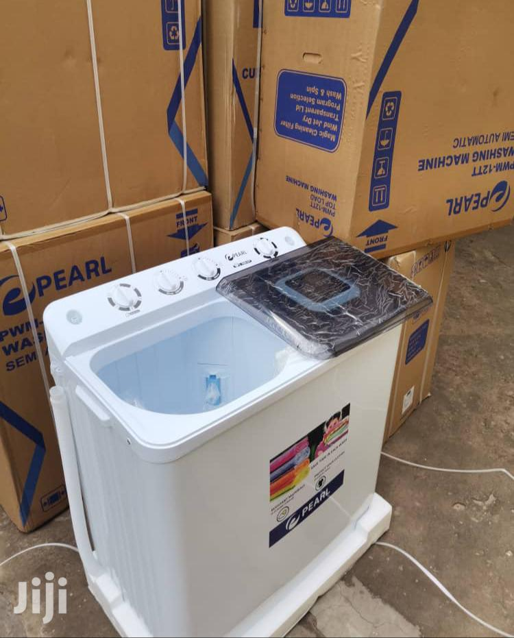 Buy Pearl 12kg Twin Tub Automatic Washing Machine Type
