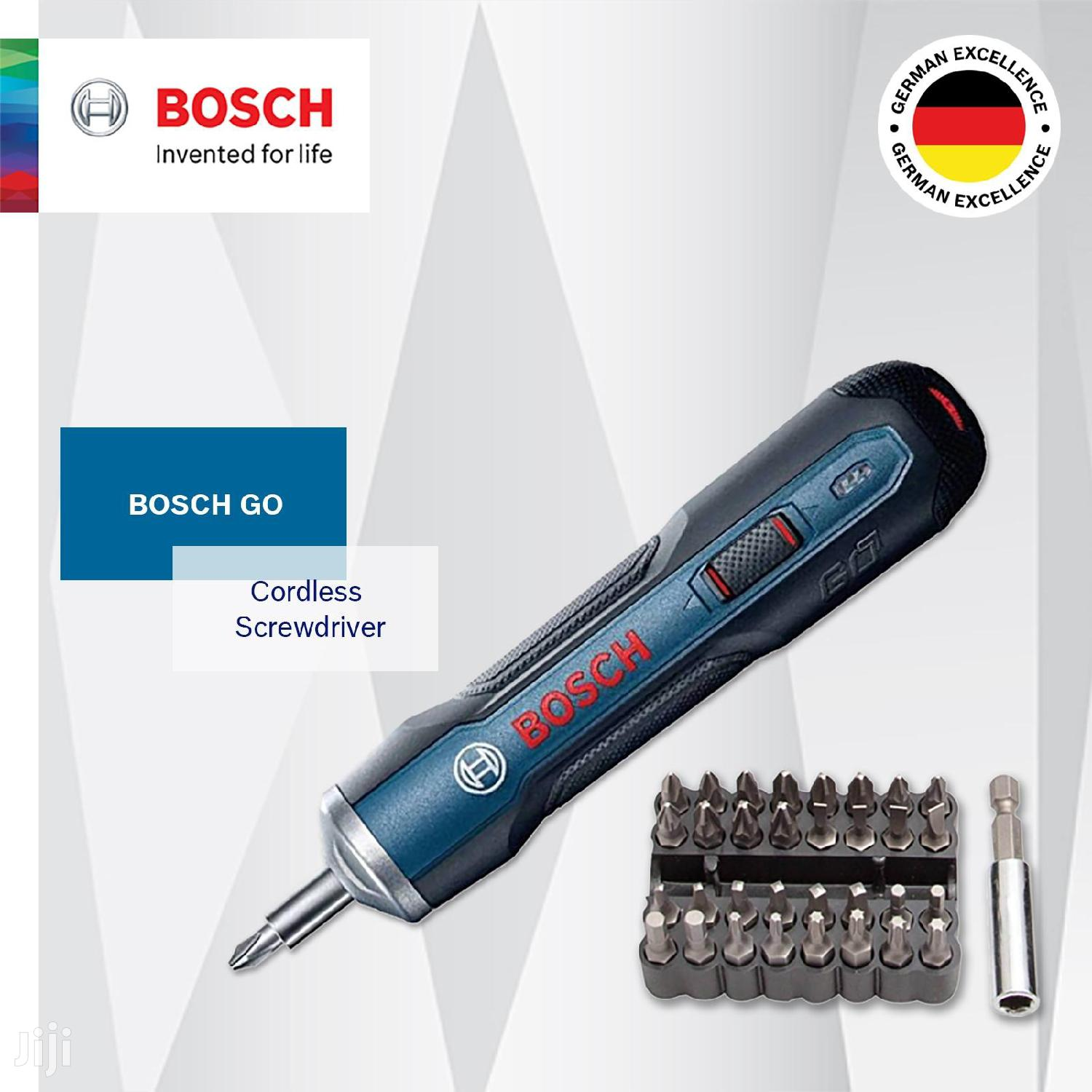 Bosch Go Pro Cordless Screwdriver | Hand Tools for sale in Tesano, Greater Accra, Ghana