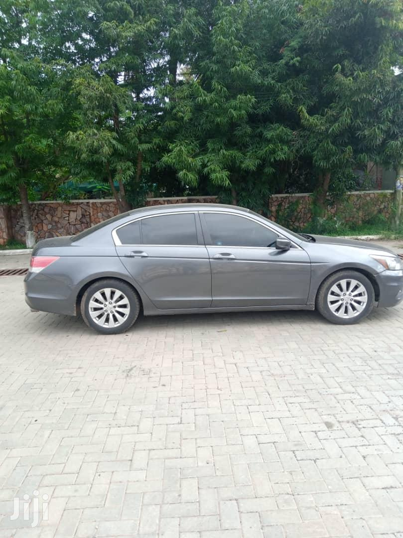 Honda Accord 2.0 Sedan 2012 Gray | Cars for sale in Ga South Municipal, Greater Accra, Ghana