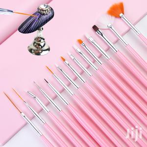 Nail Art Brush Set   Makeup for sale in Western Region, Shama Ahanta East Metropolitan