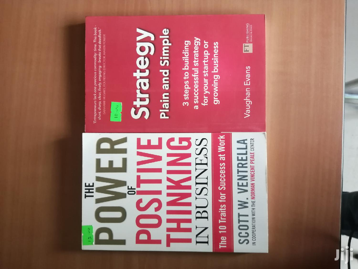 Archive: Business And Leadership Books