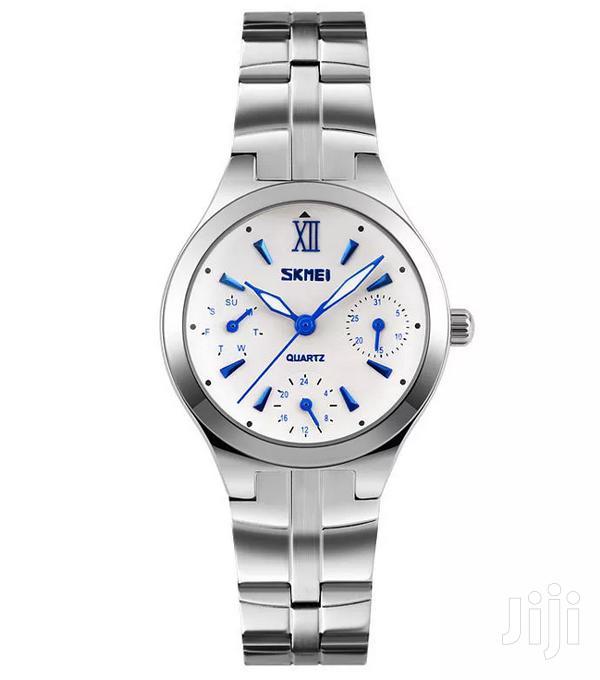 Archive: Skmei 9132 Luxury Chronograph Women Quartz Watch