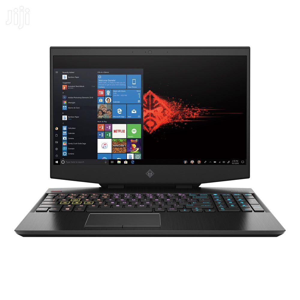 Archive: New Laptop HP Omen 15-Dh002nr 16GB Intel Core I7 SSD 1T