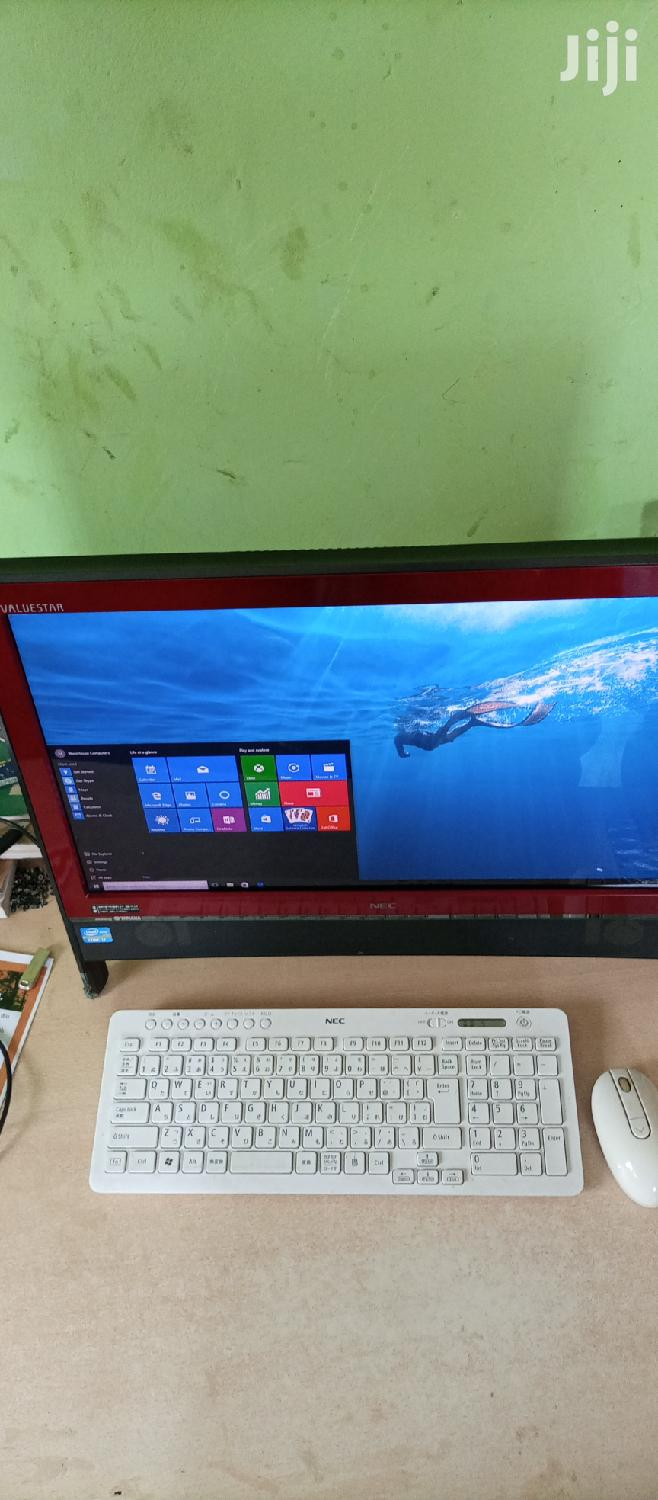 Desktop Computer Laptop 8GB Intel Core I7 HDD 500GB | Laptops & Computers for sale in Kwashieman, Greater Accra, Ghana