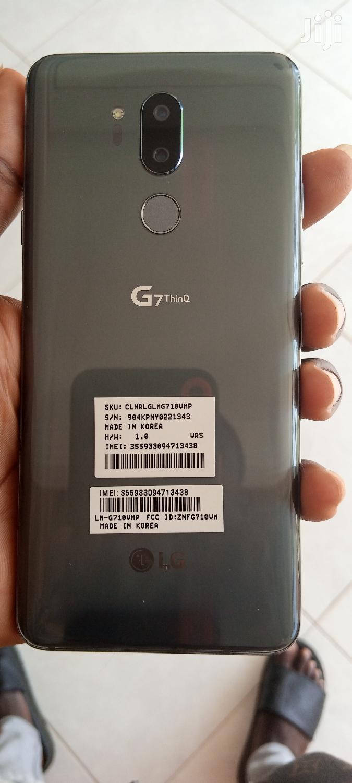 Archive: LG G7 ThinQ 64 GB Gray