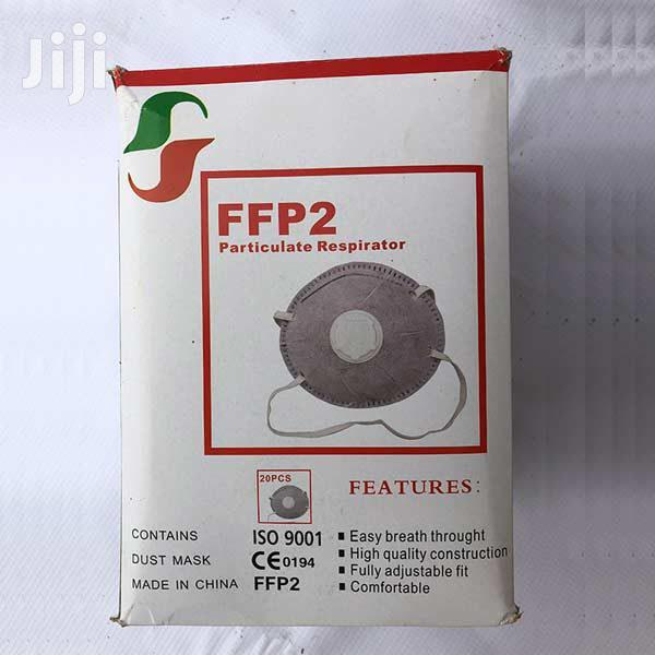 Archive: FFP2 RESPIRATOR & All Masks