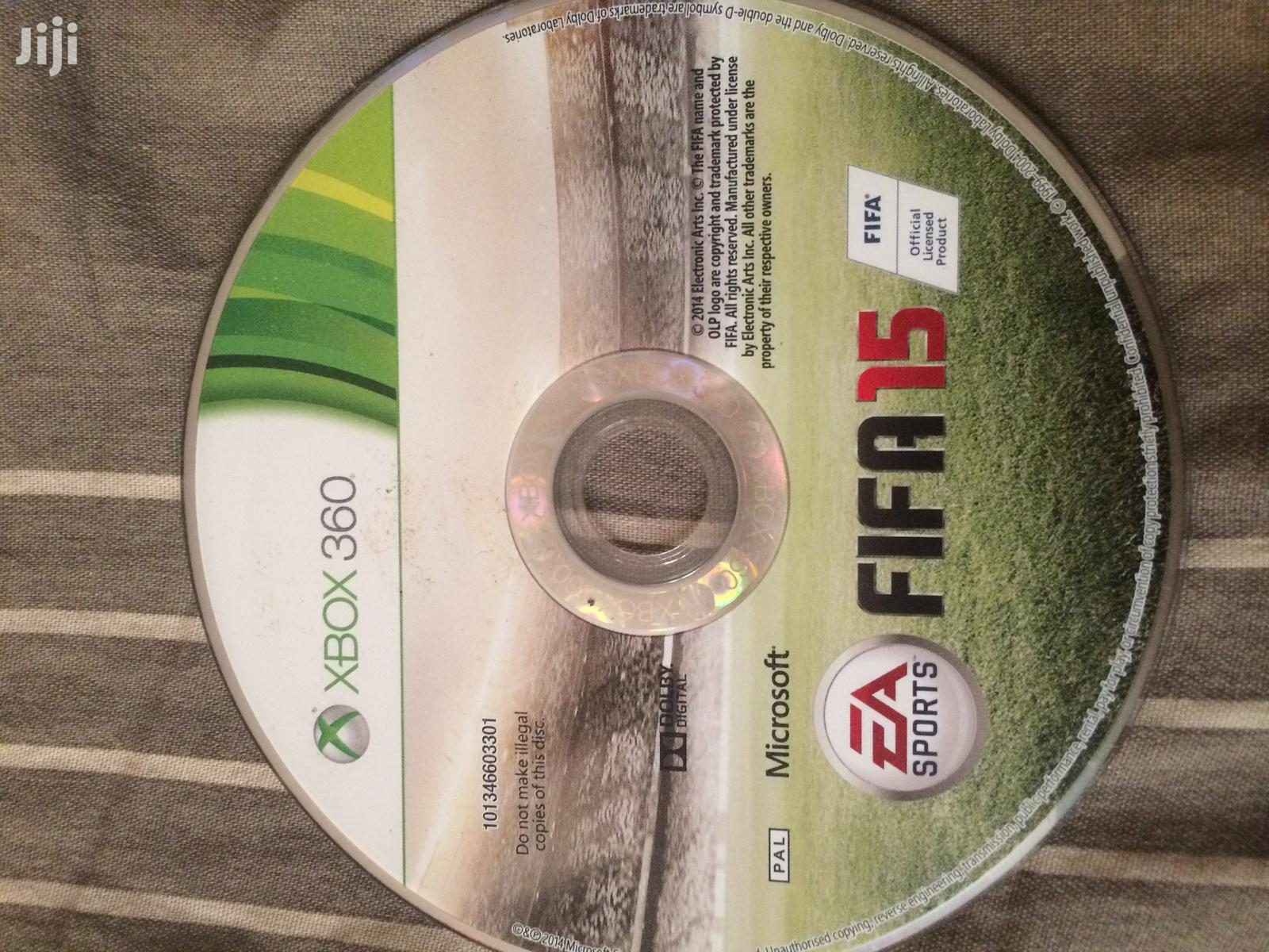 Archive: Xbox 360 Game  Cd'S for Sale.