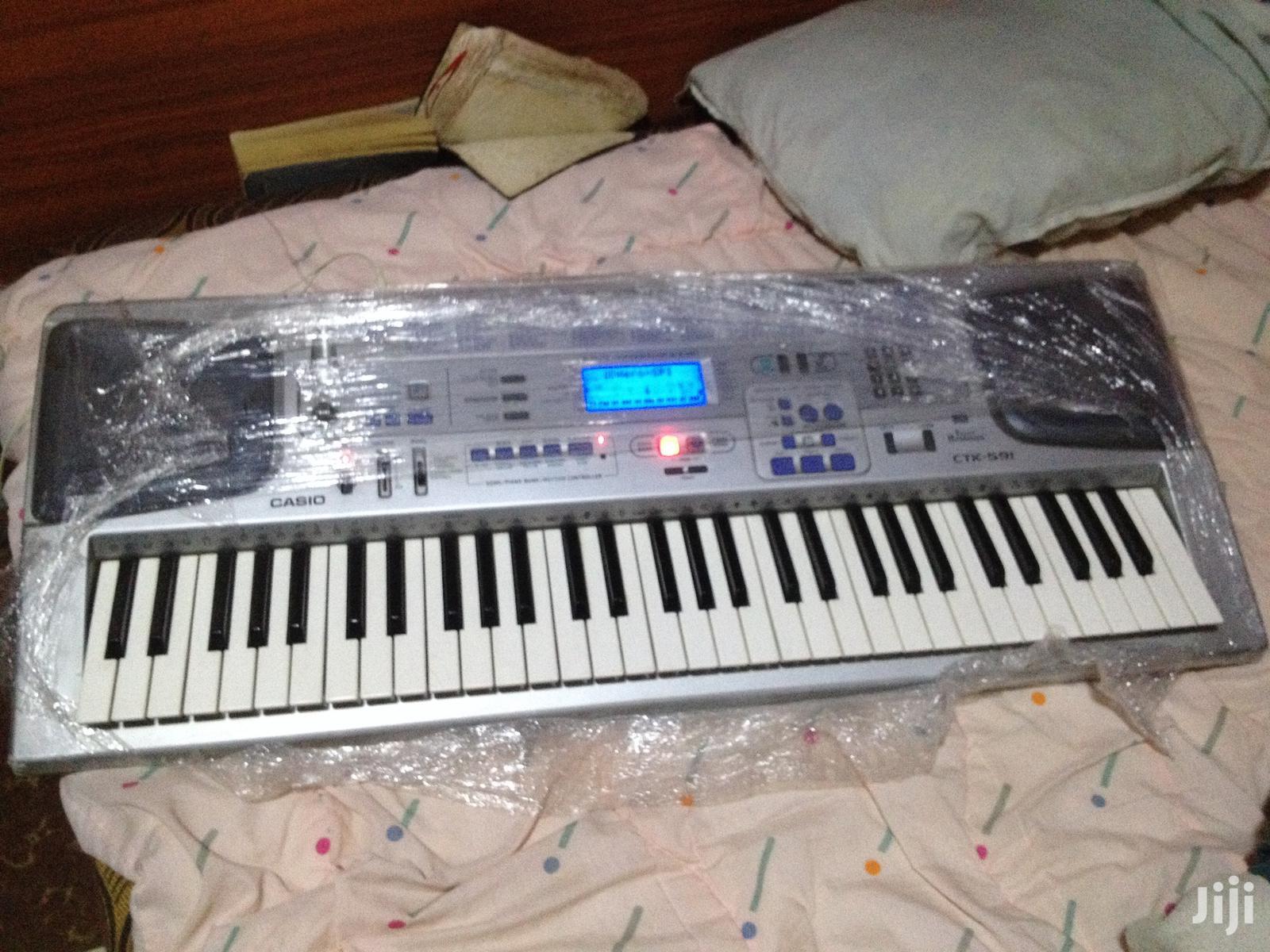 Casio Keyboard Organ   Audio & Music Equipment for sale in Teshie-Nungua Estates, Greater Accra, Ghana