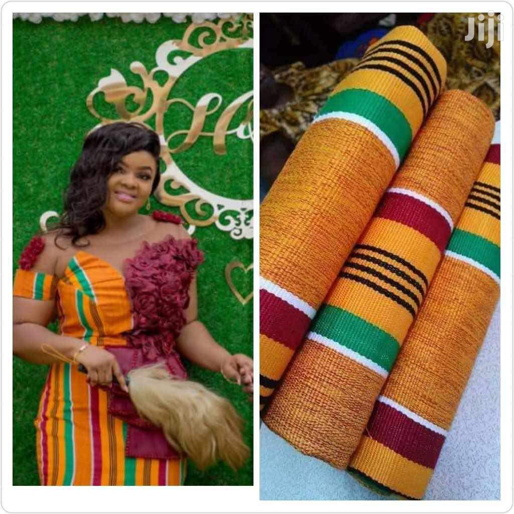 Quality Kente at Only 100gh   Clothing for sale in Accra Metropolitan, Greater Accra, Ghana