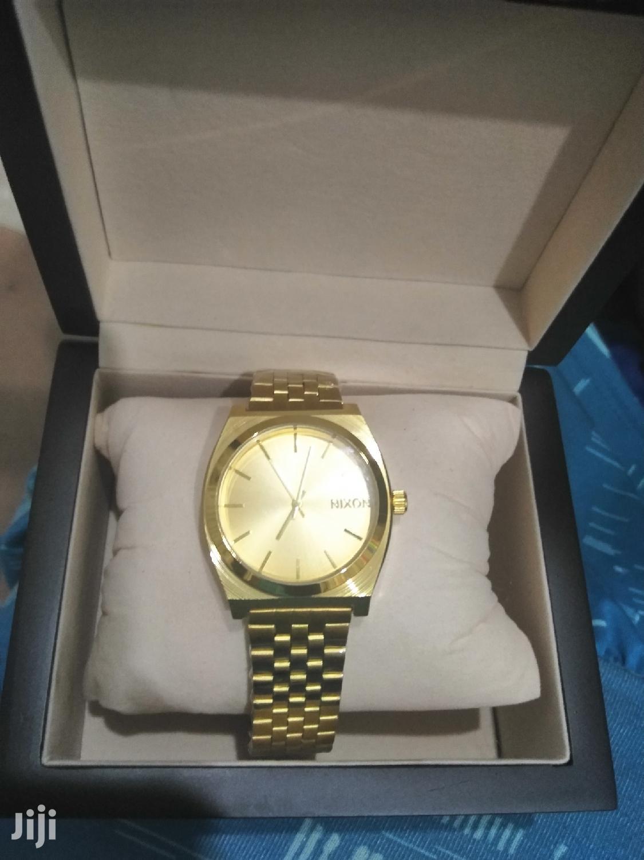 Beautiful Ladies Gold Watch