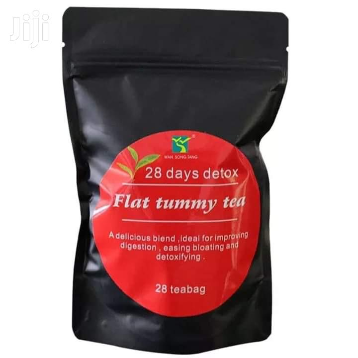 28 Days Detox Flat Tummy Tea   Vitamins & Supplements for sale in Achimota, Greater Accra, Ghana