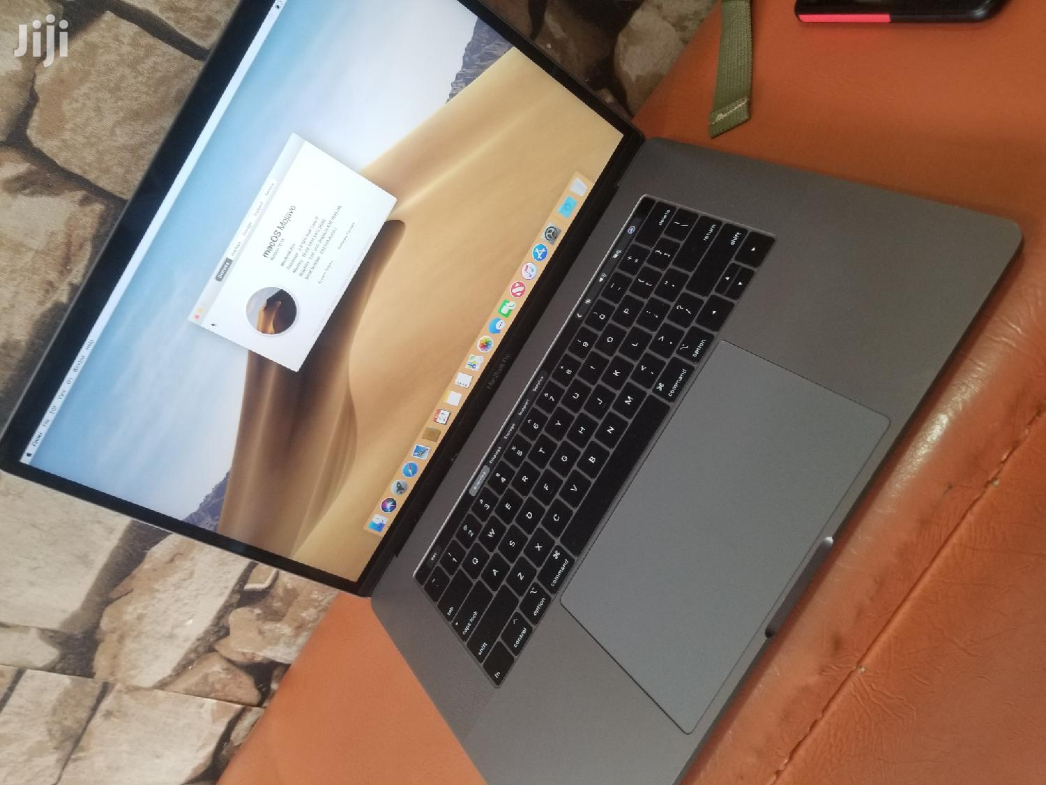Laptop Apple MacBook Pro 16GB Intel Core i7 SSD 512GB | Laptops & Computers for sale in Accra Metropolitan, Greater Accra, Ghana