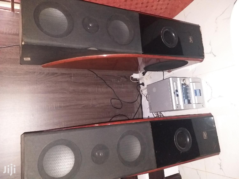 Archive: Sound System