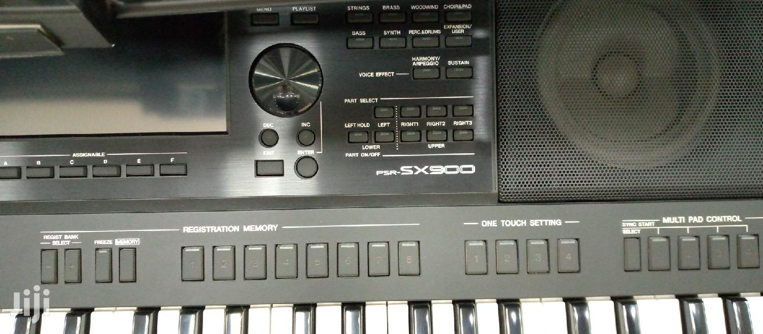 Yamaha Keyboard Psr-Sx 900 | Audio & Music Equipment for sale in Accra Metropolitan, Greater Accra, Ghana