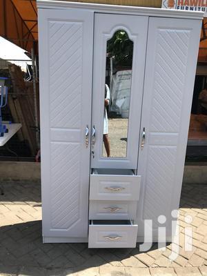 3in1 White Wardrobe | Furniture for sale in Greater Accra, Adabraka