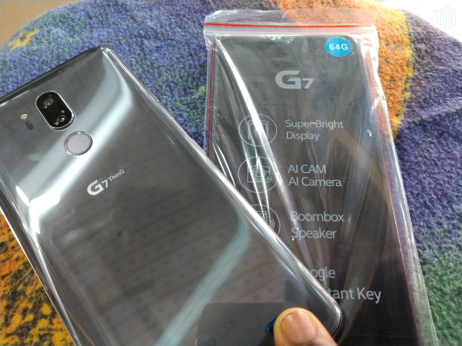New LG G7 ThinQ 64 GB | Mobile Phones for sale in Achimota, Greater Accra, Ghana