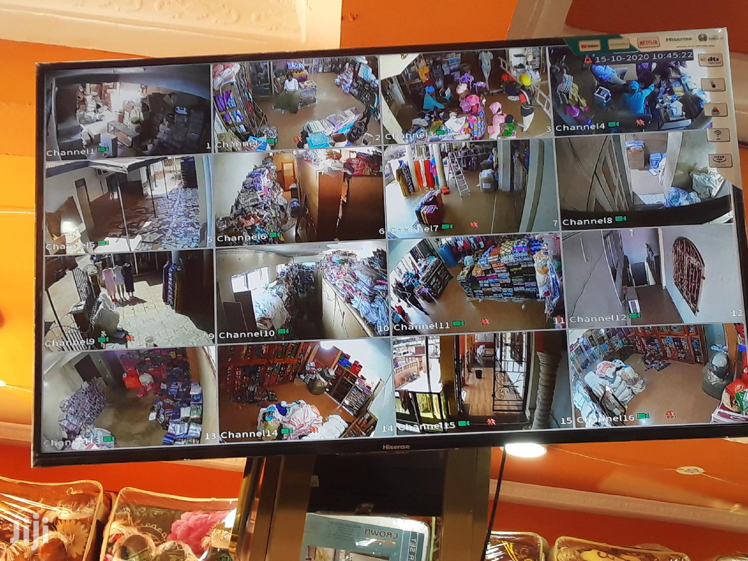 Archive: CCTV Installation And Services