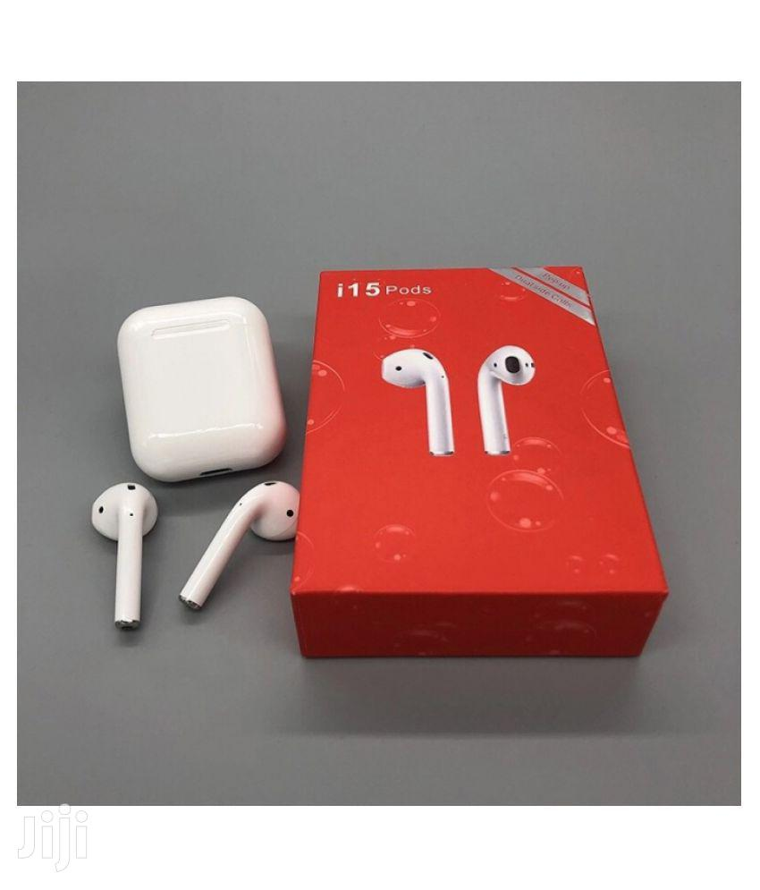 TWS-I15 Wireless Airpods