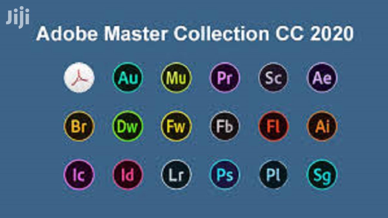 Adobe Master Collection 2020