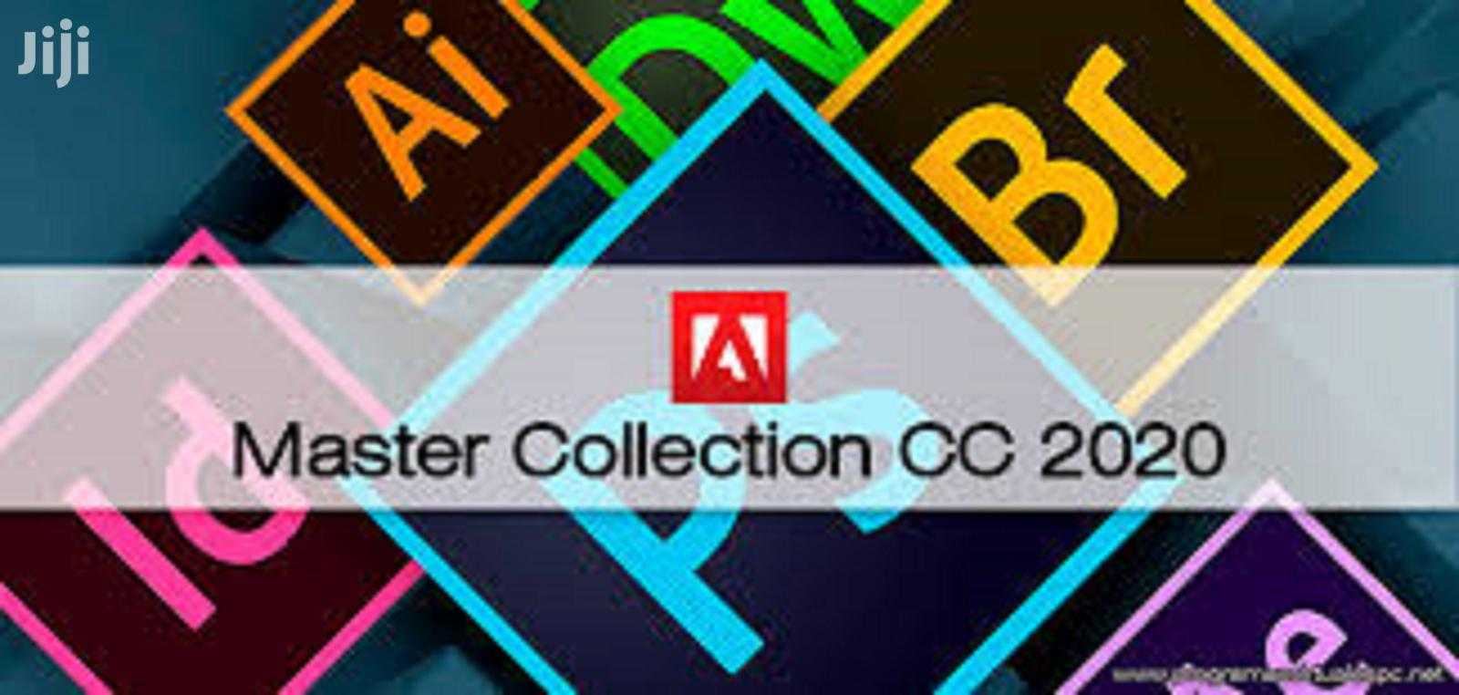 Adobe Master Collection 2020   Software for sale in Abelemkpe, Greater Accra, Ghana
