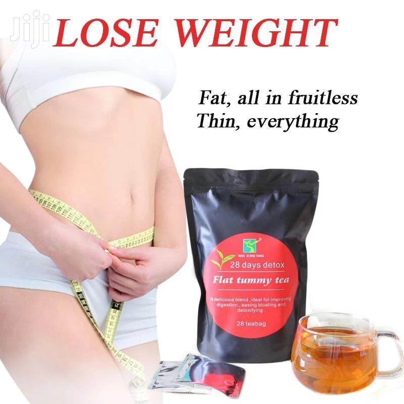Flat Tummy Tea