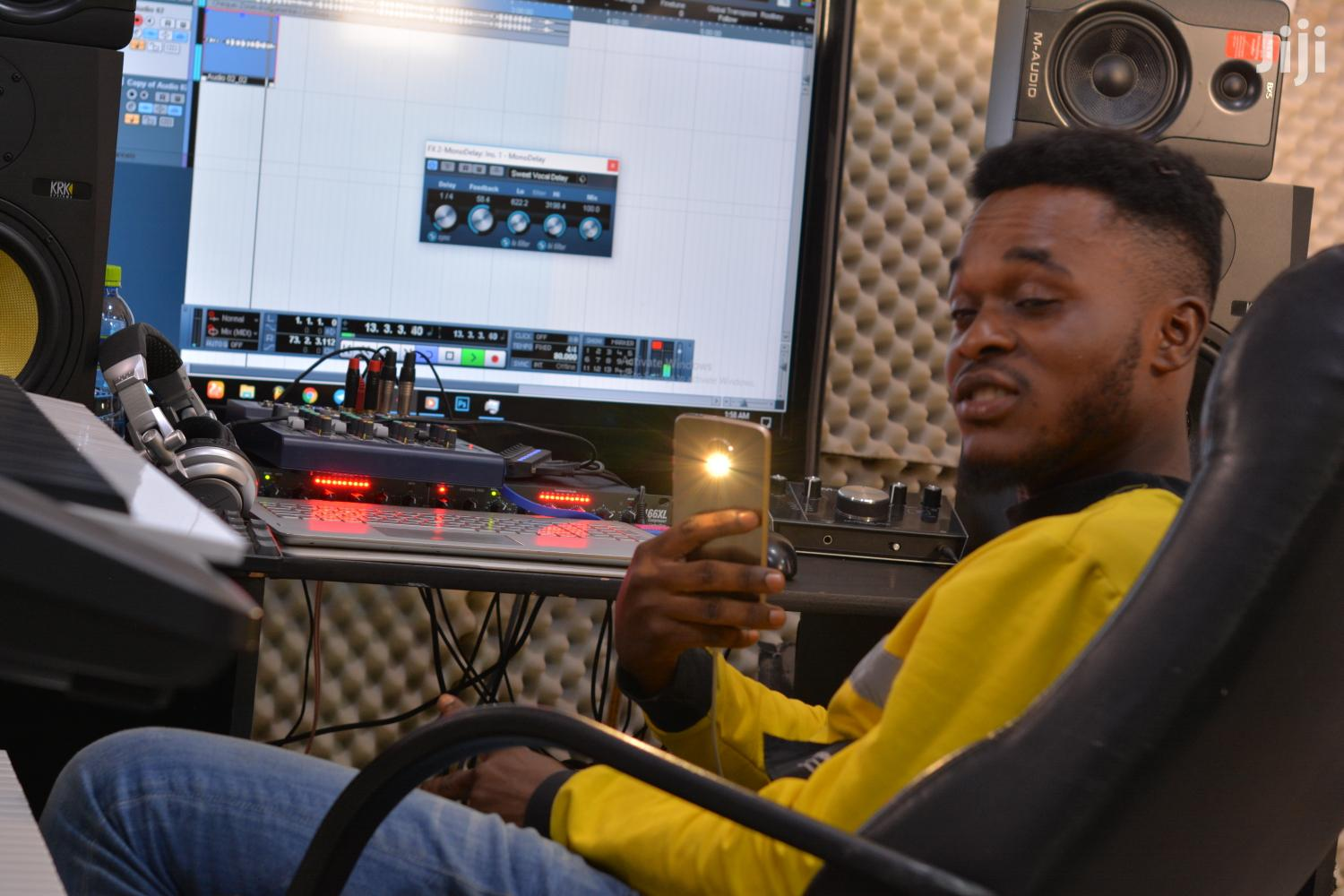 Sound Engineer | Engineering & Architecture CVs for sale in Upper West Akim, Eastern Region, Ghana