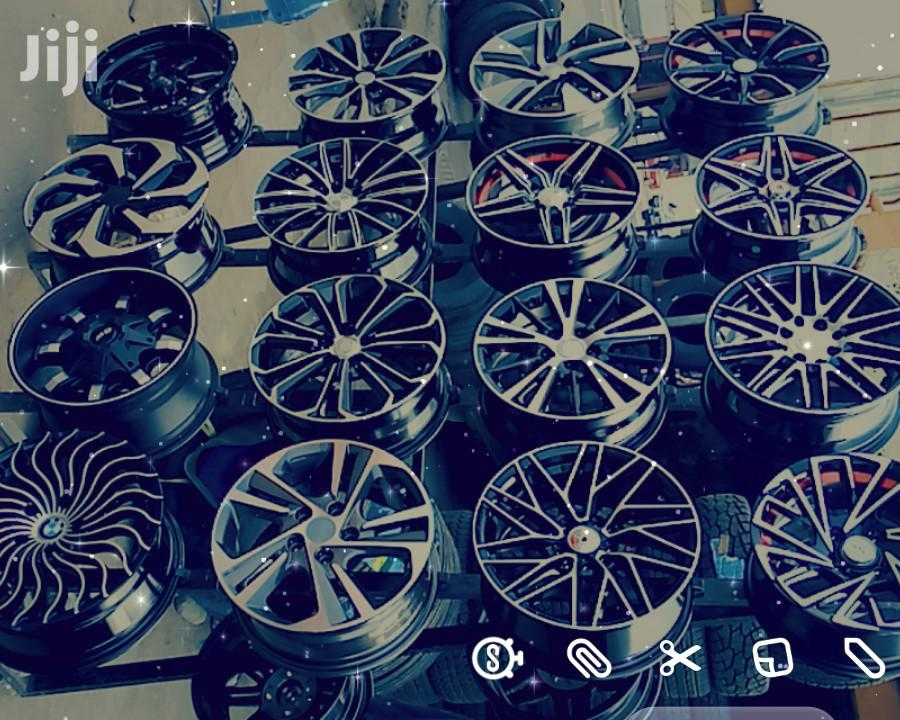 Brand New Rims for Sale at Cool Price