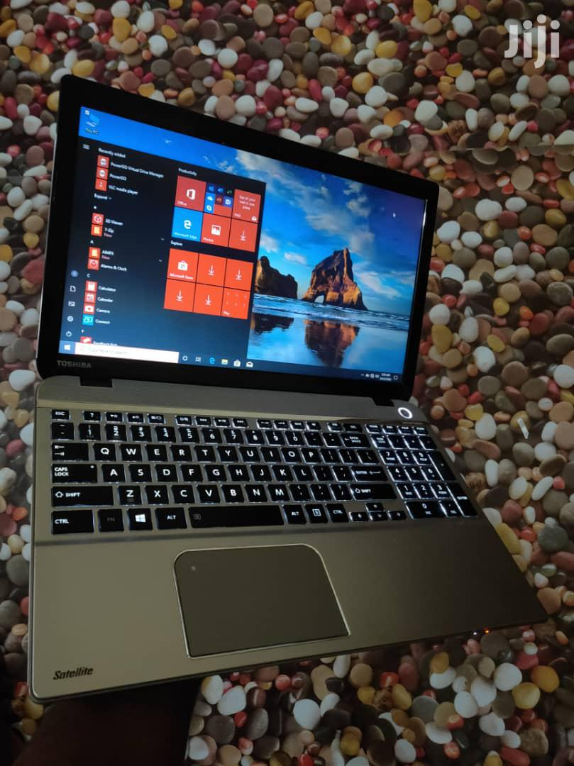 Laptop Toshiba Satellite A500 8GB Intel Core I5 HDD 500GB | Laptops & Computers for sale in Tema Metropolitan, Greater Accra, Ghana