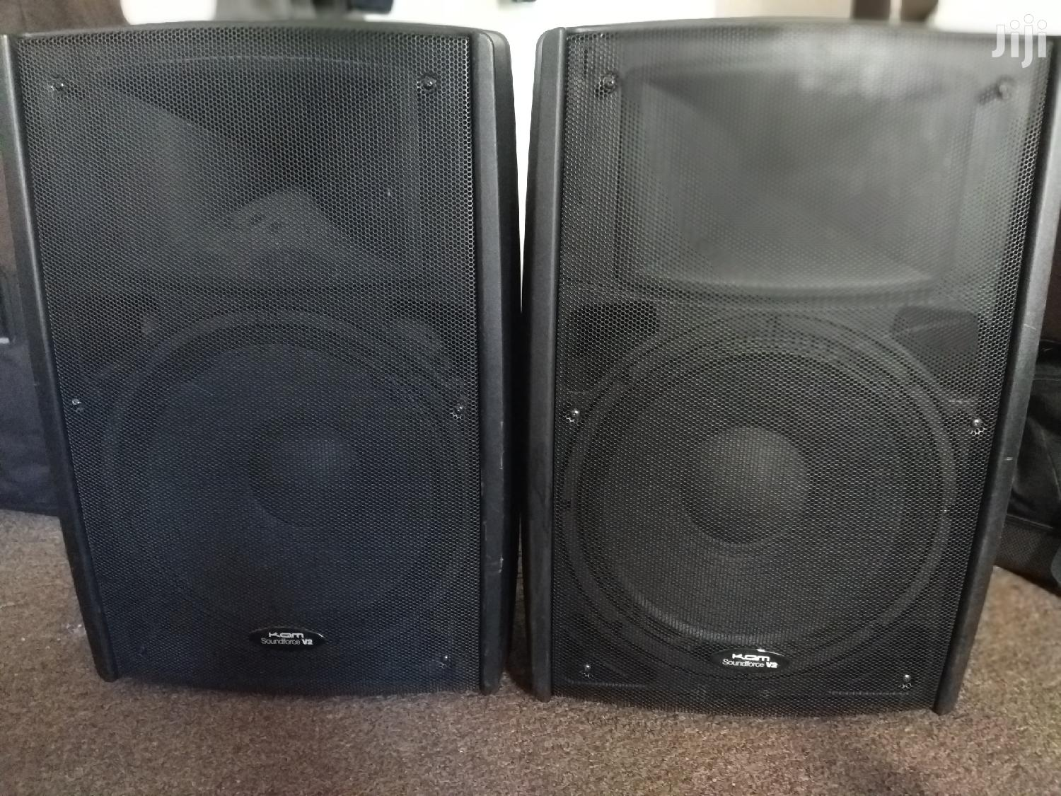 Kam USB SD Active Speakers
