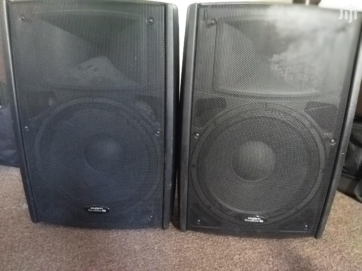 Kam USB SD Active Speakers | Audio & Music Equipment for sale in Adenta Municipal, Greater Accra, Ghana