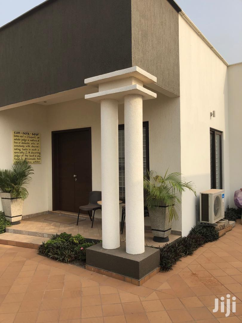Two Bedrooms Estate House For Sale At Madina